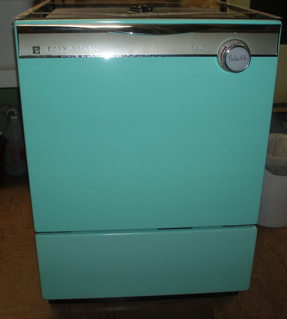 Early 1960 S Ge Dishwasher