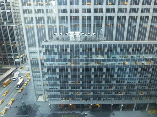 View from the NY Hilton, New York, NY Oct 2012 by suzipaw