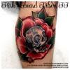Custom tattooing by Kirk Nilsen - Crown&Anchor - NJ Custom tattooing by
