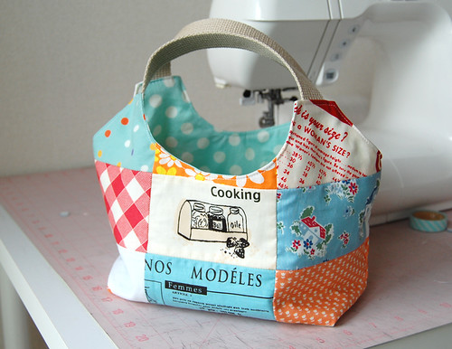 Patchwork Bag for Kerry ;)