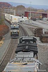 Trains Meet at CP-Homer