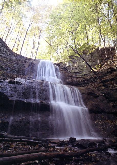 Sherman Falls II