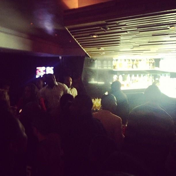Photo:Partyin' at club Cocoon, Johannesburg By kaysha