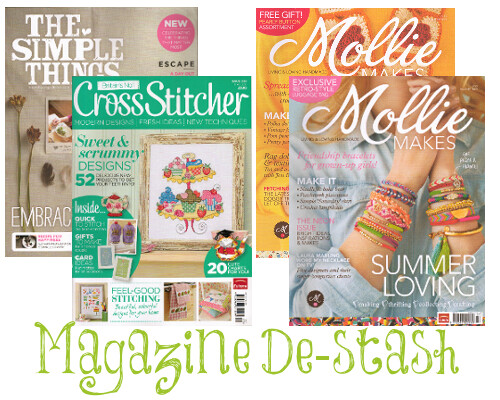Magazine de-stash