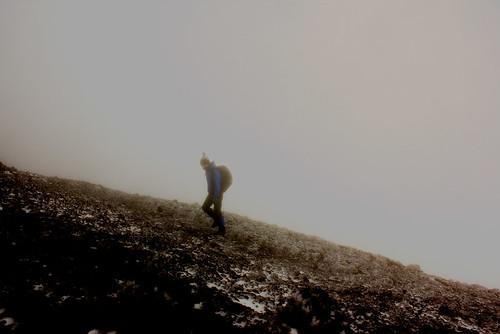 岩手山山頂