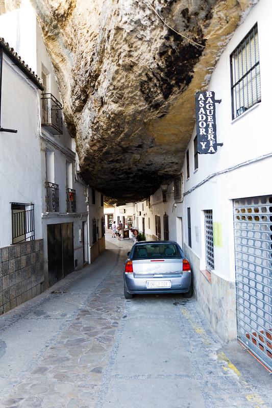 Setenil de las Bodegas/Сетениль де лас Бодегас