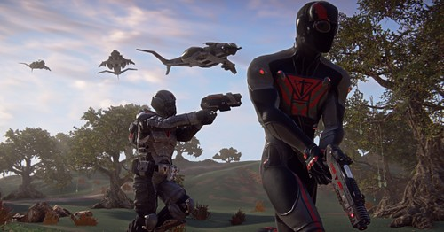 PlanetSide 2: New Patch To Implement Dynamic XP