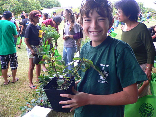 MNBG: 1,000 Hawaiian Tree Giveaway/ Maui Nui Botanical Garden