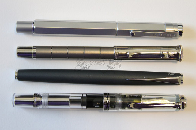 Levenger L-Tech Fountain Pen With Others