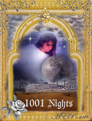 1001 Nights: my edition for a magic tale