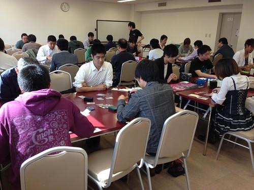 LMC Chiba 446th : Hall