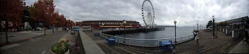 Ferris Wheel Panarama