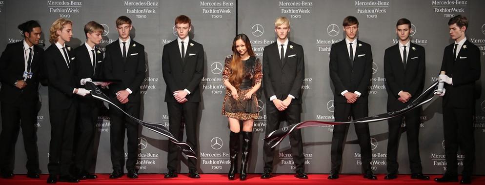 Joseph 3001_Mercedes-Benz Fashion week TOKYO SS13(LOVELY PRINCES)