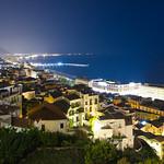 Salerno, night landscape 2