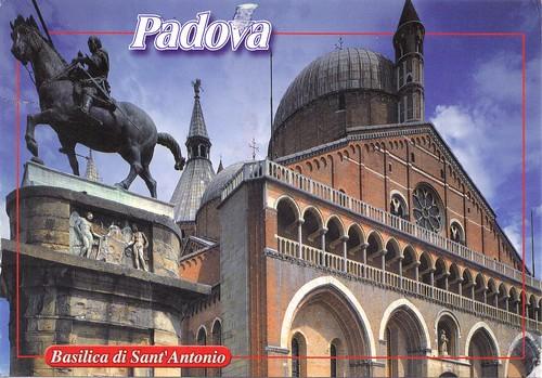 Basilica di St. Antonio Padova Italy