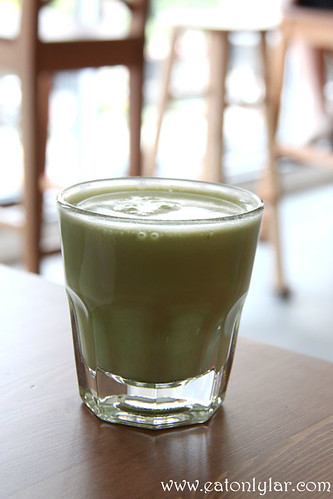 Matcha Cow Juice, The Brew Culture