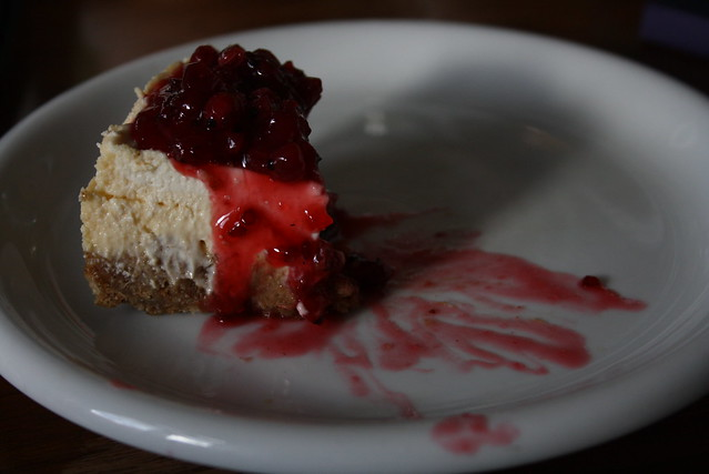 Ribisel Cheesecake