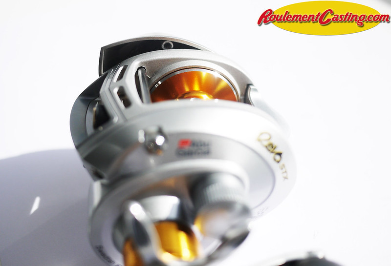 Abu Garcia Revo STX Orange seals BocaBearings 2