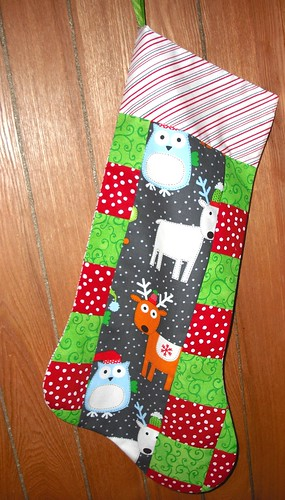 stocking for emily