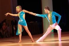 David and Paulina - 2011 World Latin Dance Cup