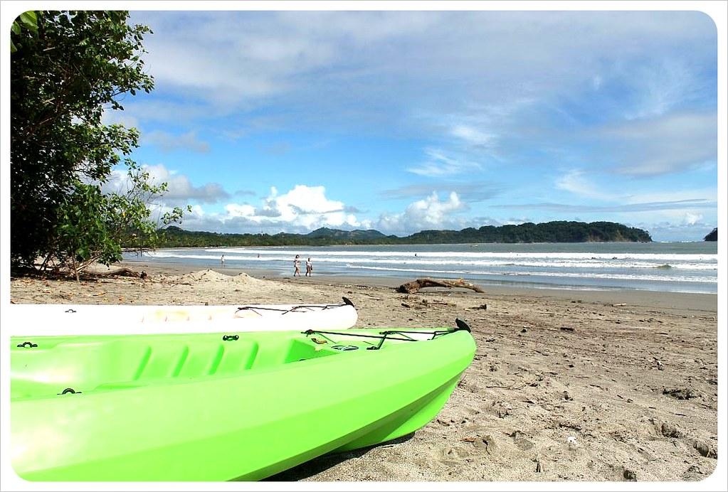 samara beach kayaks