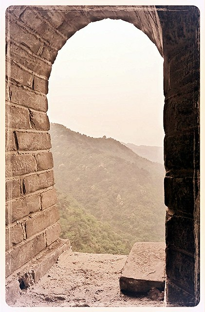 Windows at the Great Wall