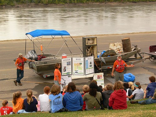 Missouri River Education