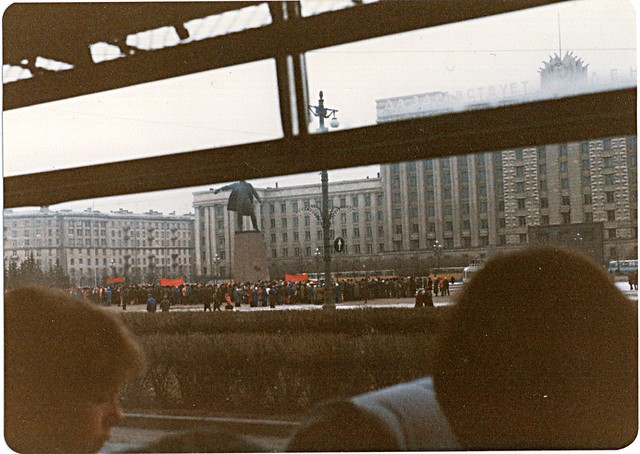 Leningrad Feb-Mar 1981