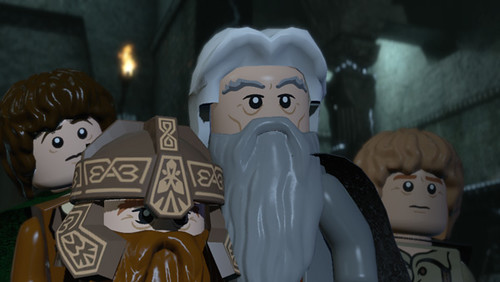 LEGO The Lord of The Rings: The Video Game Announced for Consoles