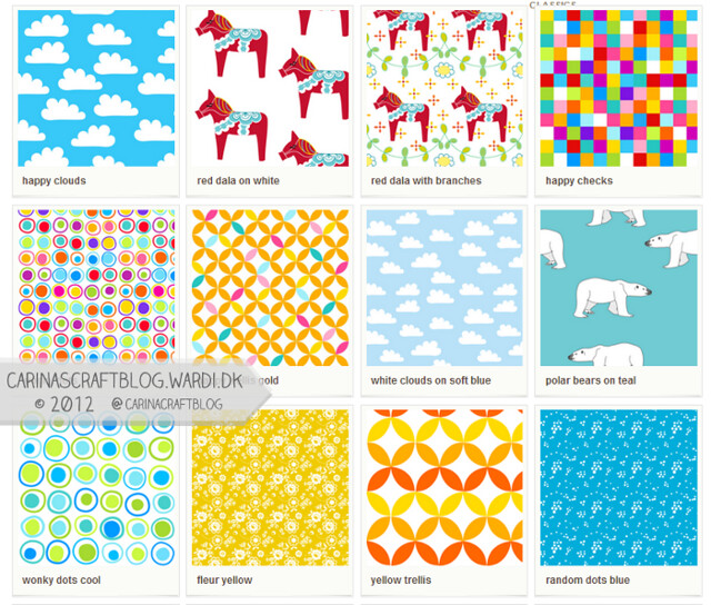 Spoonflower Oct 2012