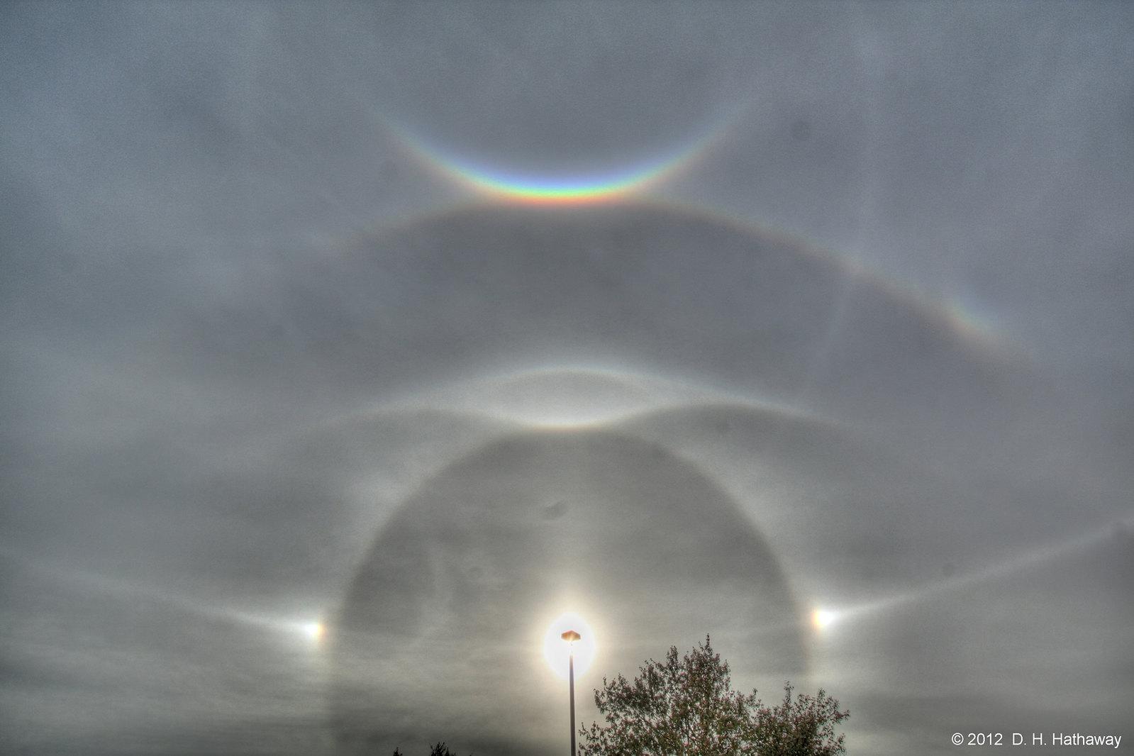 Look! Up in the sky! It s...it s... it s an amazing optics display ... ae9457fd672