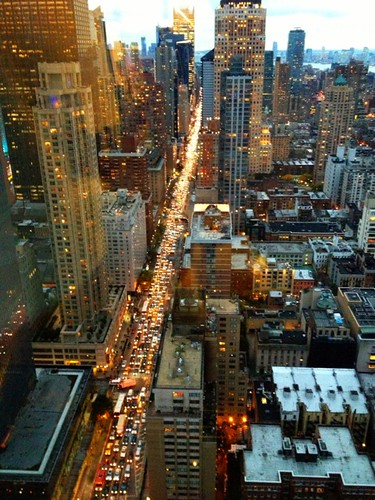 gridlock-traffic-nyc-Hurricane-Sandy