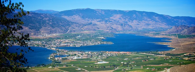Osoyoos Lookout Views