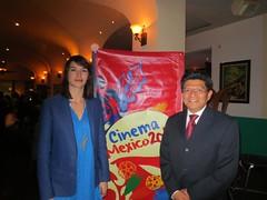 México participó en el Toronto International Film Festival 2012