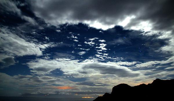Cielos de La Gomera