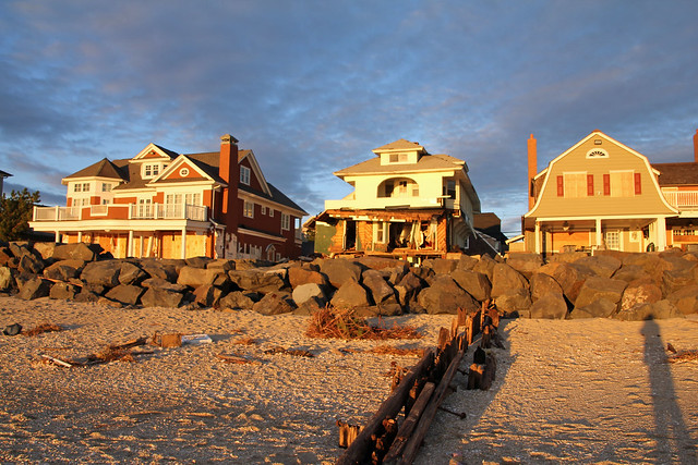 Hurricane Sandy Aftermath: Bay Head