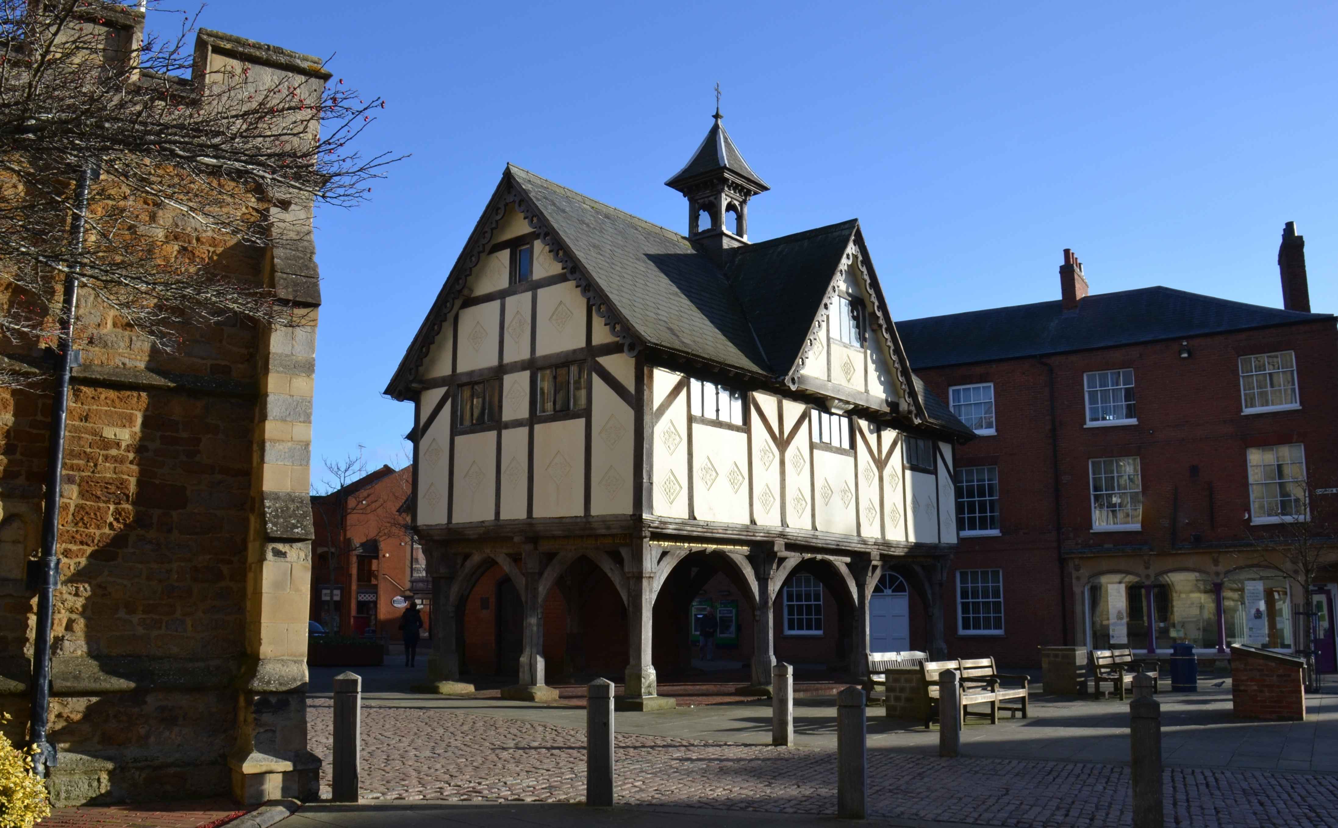 Market Harborough Building Society Hourly Rate