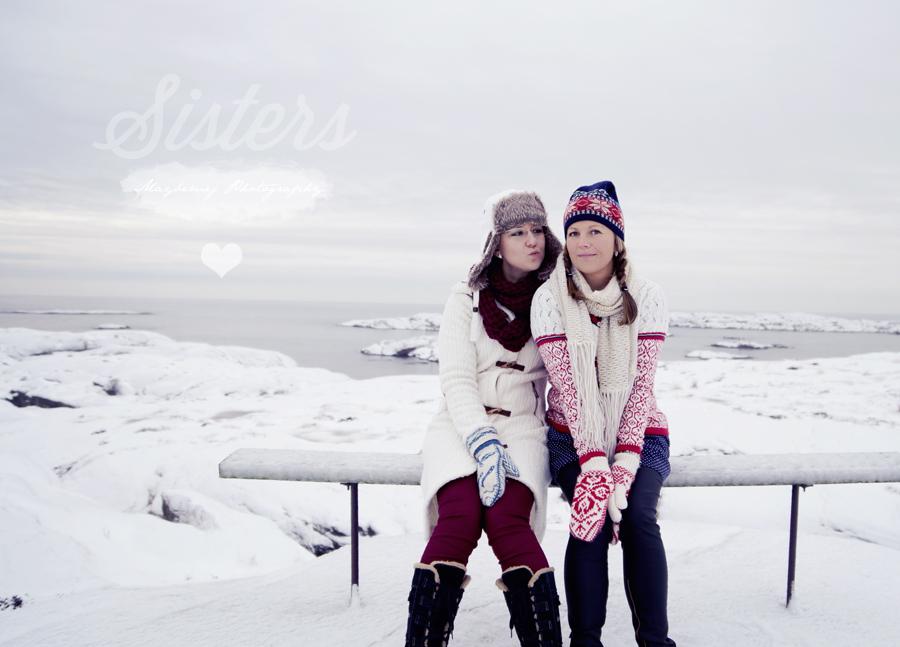 Wintertime at Smögen