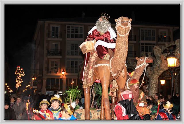 3 Cabalgata de Reyes de Briviesca 2.013