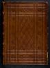 Binding of Petrus Lombardus: Sententiarum libri IV