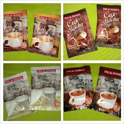 Will try out this Pan de Manila 3in1 #coffee and #choco mixes #food #foodie #igersmanila #igers
