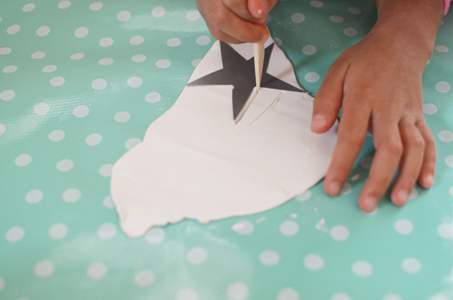 making stars