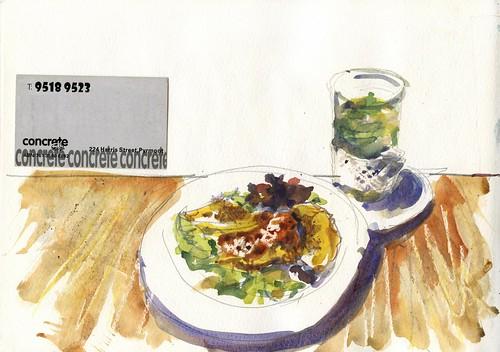 130112 USKSYD Luncha