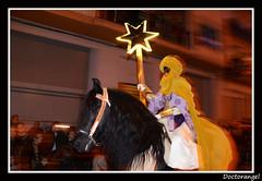 Cabalgata de los Reyes Magos de Oriente. Alcoi
