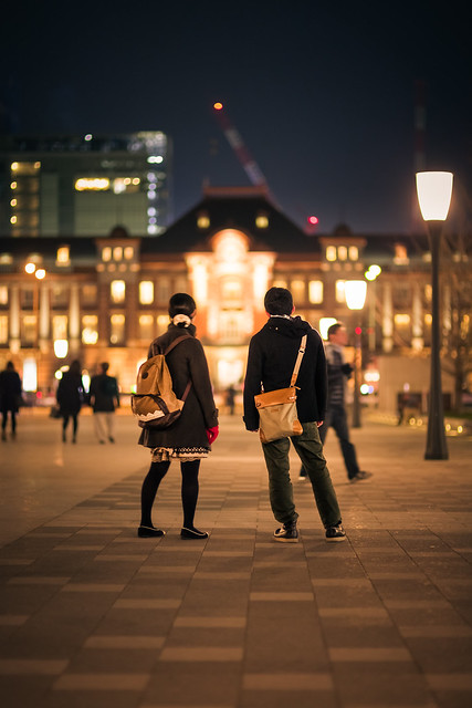 20130113_01_Tokyo Young Couple