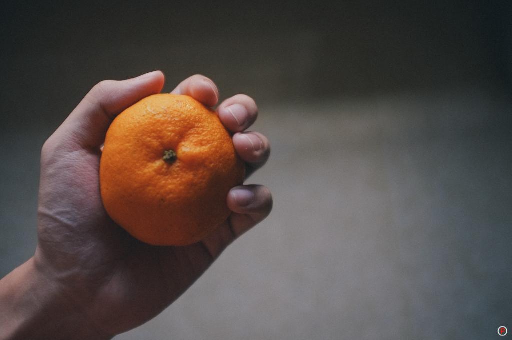 Mandarin Orange - 柑橘