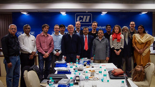 the 2012 CII NID jury