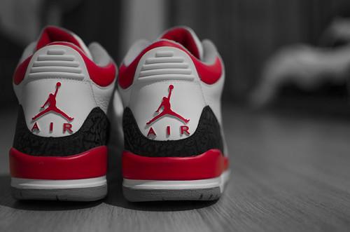 Nike Air jordan III NIB