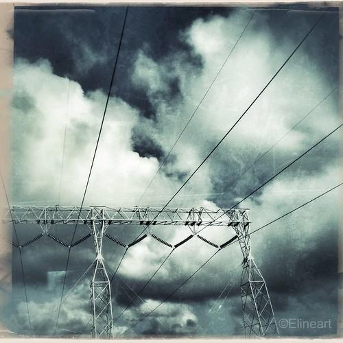 55:365 Modern Sky by elineart