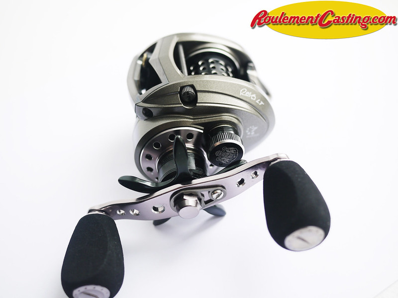 Abu Revo Aurora Elite Boca Bearings #1